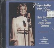 Helen O'Connell And The JImmy Dorsey Orchestra CD