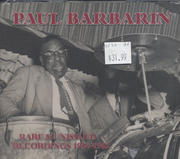 Paul Barbarin CD