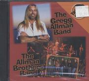 The Gregg Allman Band / The Allman Brothers Band CD