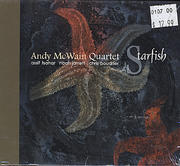 Andy McWain Quartet CD