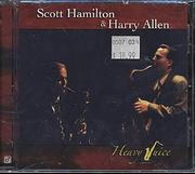 Scott Hamilton And Harry Allen CD