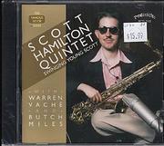 Scott Hamilton Quintet CD
