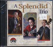Scott Hamilton / Howard Alden / Frank Tate CD