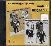 Bing Crosby & Louis Armstrong CD