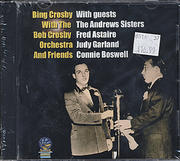 Bing Crosby With The Bob Crosby Orchestra CD