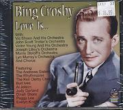 Bing Crosby CD