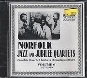 Norfolk Jazz And Jubilee Quartets CD