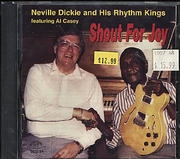 Neville Dickie And His Rhythm Kings CD