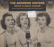 The Andrews Sisters CD