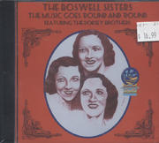 The Boswell Sisters CD