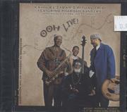 Kahil El' Zabar's Ritual Trio CD