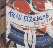 Kahil El'Zabar's Ritual Trio CD