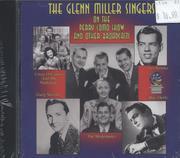 The Glenn Miller Singers CD