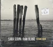 Sara Serpa & Ran Blake CD