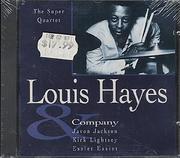 Louis Hayes & Company CD