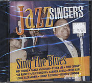 Jazz Singers: Sing The Blues CD