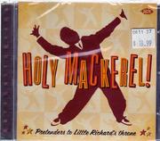 Holy Mackeral! CD