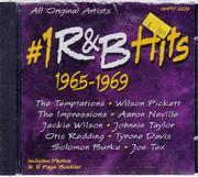 #1 R&B Hits: 1965-1969 CD