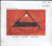 Erik Friedlander CD