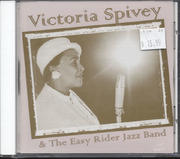 Victoria Spivey & The Easy Rider Jazz Band CD