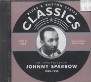 Johnny Sparrow CD