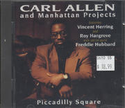 Carl Allen And Manhattan Projects CD