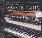The Tony Monaco Trio CD