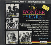 The Wonder Years: Party Time CD