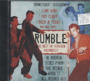 Rumble: The Best of Virginia Rockabilly CD