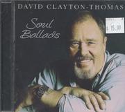 David Clayton-Thomas CD