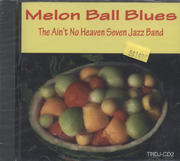 The Ain't No Heaven Seven Jazz Band CD