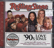 Rolling Stone: 90's Love Songs CD