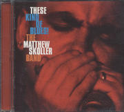 The Matthew Skoller Band CD