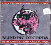 Blind Pig Records 25th Anniversary Collection CD