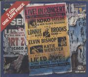 The Alligator Records: 20th Anniversary Tour CD