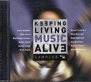 Keeping Living Music Alive CD