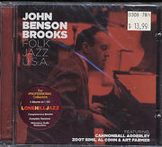 John Benson Brooks CD