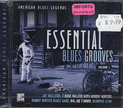 Essential Blues Grooves CD