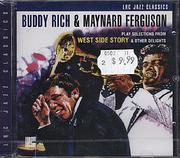 Buddy Rich & Maynard Ferguson CD