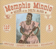 Memphis Minnie CD