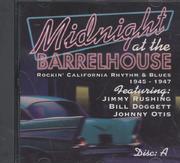 Midnight At The Barrelhouse CD