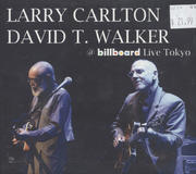 Larry Carlton / David T. Walker CD
