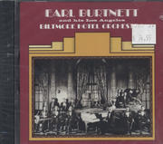 Earl Burtnett and his Los Angeles Biltmore Hotel Orchestra CD