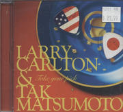 Larry Carlton & Tak Matsumoto CD