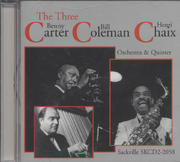 Benny Carter / Bill Coleman / Henri Chaix CD