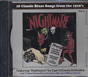 18 Classic Blues Songs From The 1920's - Vol. 6 CD