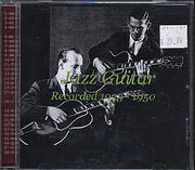 Jazz Guitar Recorded 1923-1950 CD