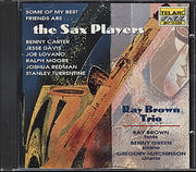 Ray Brown Trio CD