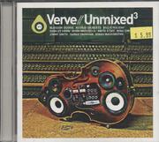 Verve / Unmixed (3) CD