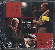 John Hallam & Jeff Barnhart CD